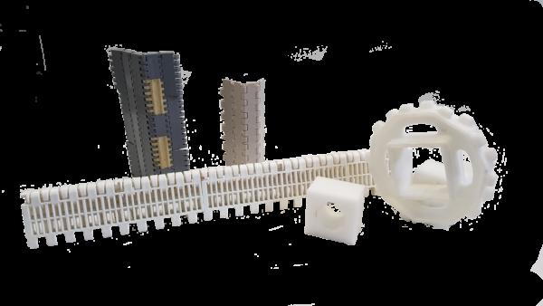 Esteiras modulares HABASIT